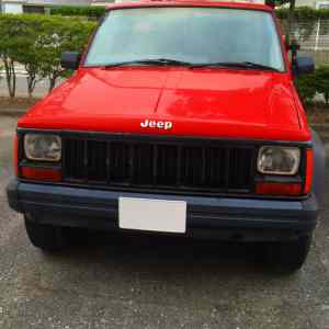 Jeep チェロキー xj 平成5年式