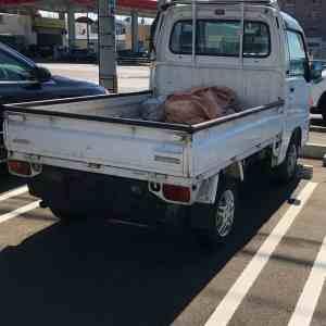 スバル・サンバー トラック